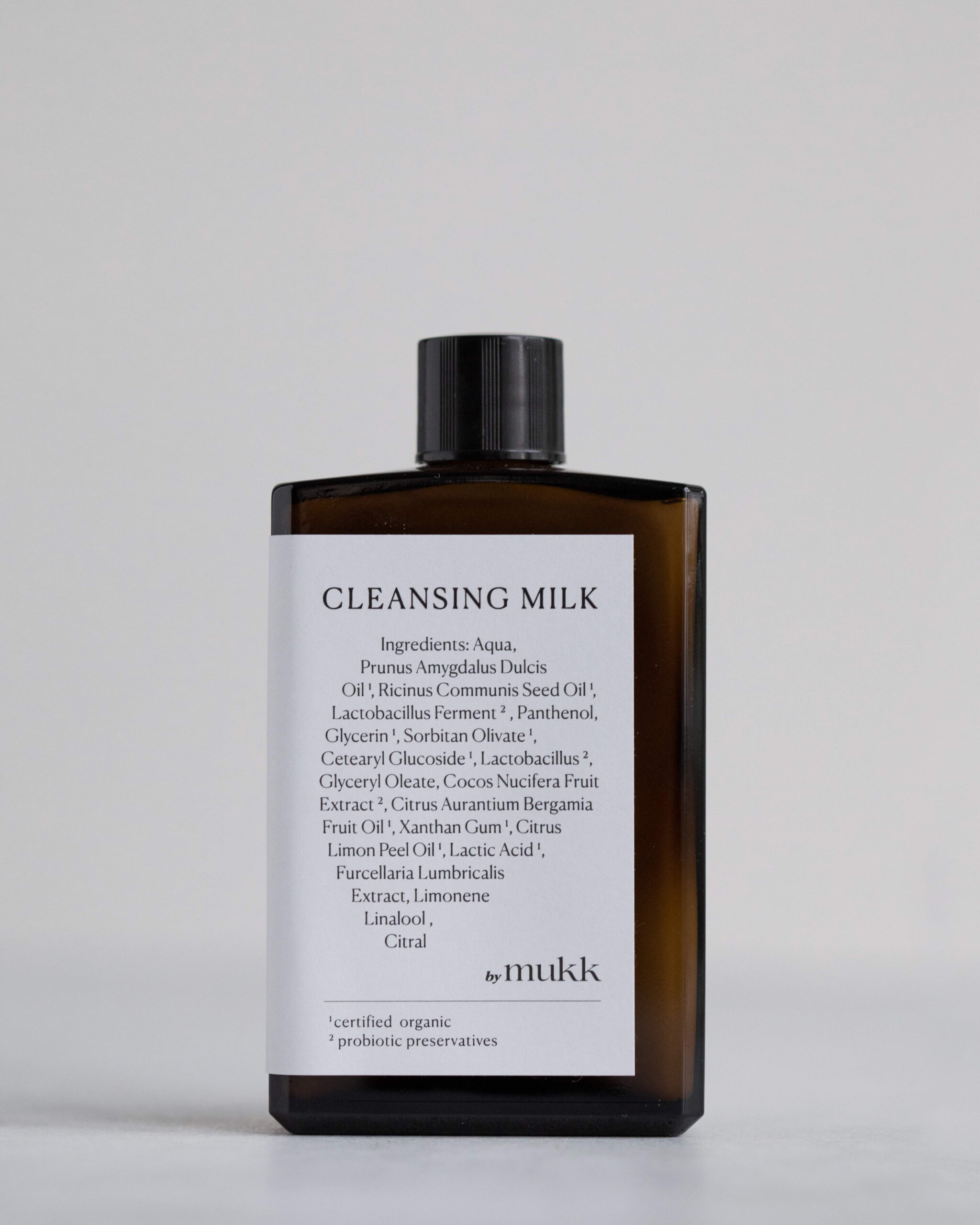 by mukk Cleansing Milk